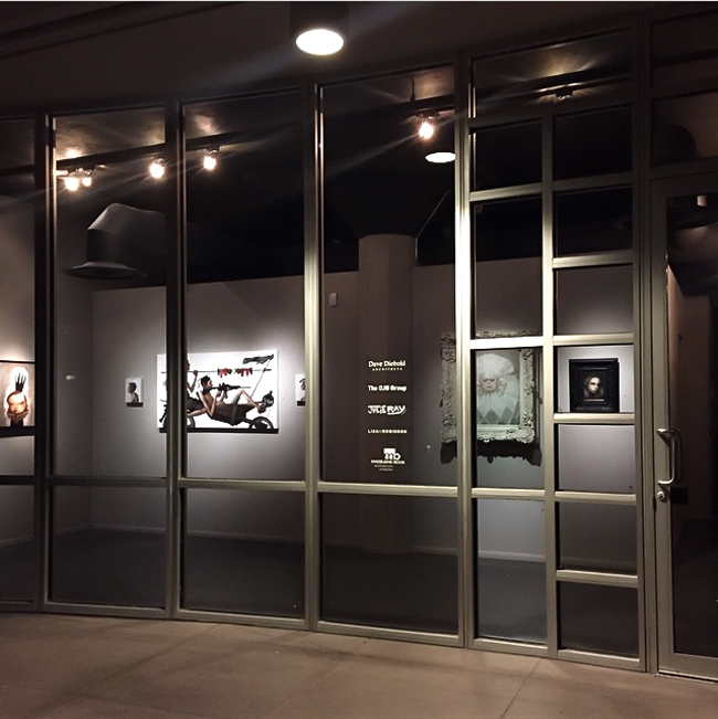 Baker + Hesseldenz Fine Art Gallery in Tucson, Arizona - An interview with beautiful.bizarre art quarterly