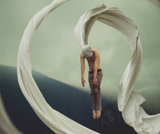 Kyle Thompson - levitation photography