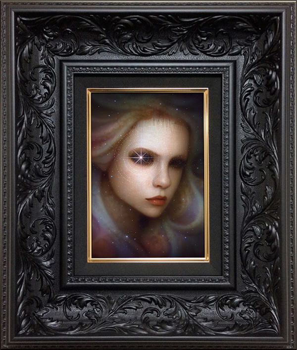 The Truth by Naoto Hattori @ Baker Hesseldenz - 1st Annual Spring Group Exhibition 2015 - preview by beautiful bizarre art