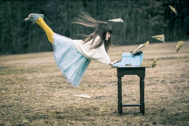 Ryan Conners - Kilkenny Cat - levitation photography