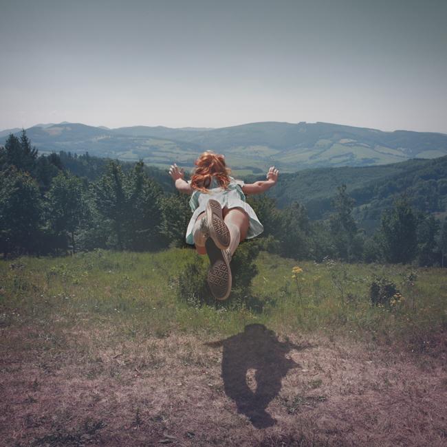 Tereza Vlckova - floating photography