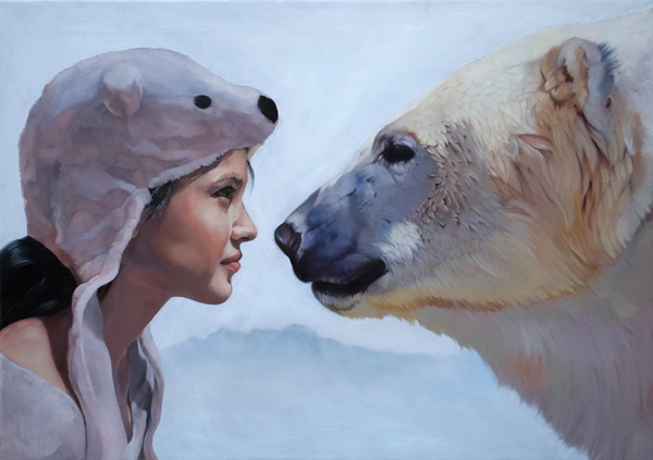 Nate Frizzell Oil Painting 013
