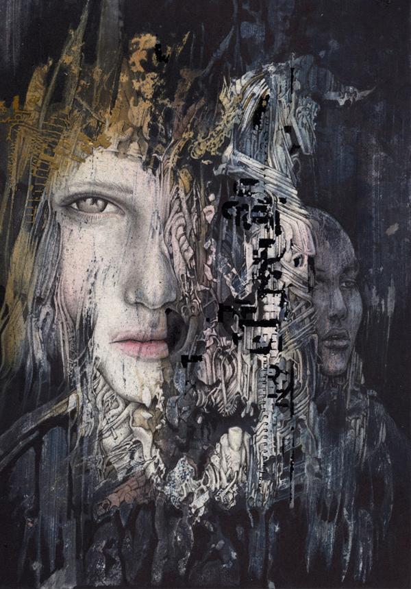 """Legacy"" by Reece Hobbins @ Marcas Gallery"
