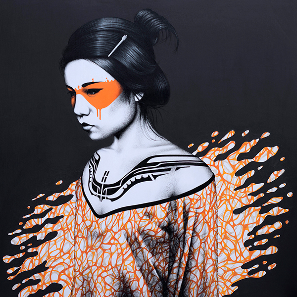 """""""Tanana"""" by Fin DAC @ CAVE Gallery"""