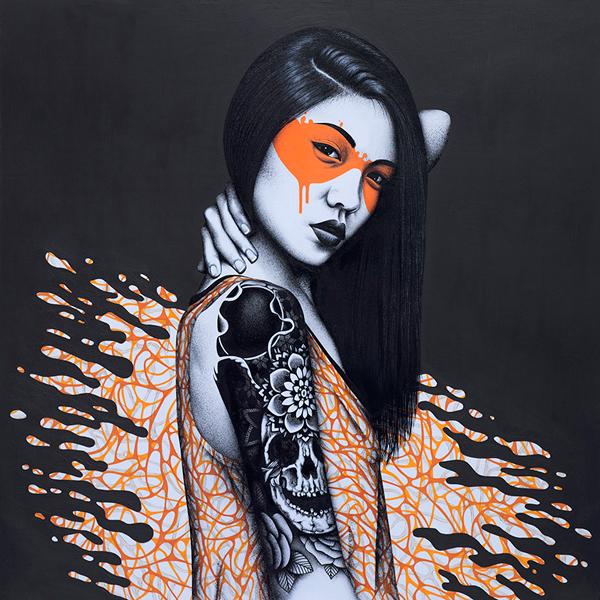 """""""Kuuji"""" by Fin DAC @ CAVE Gallery"""