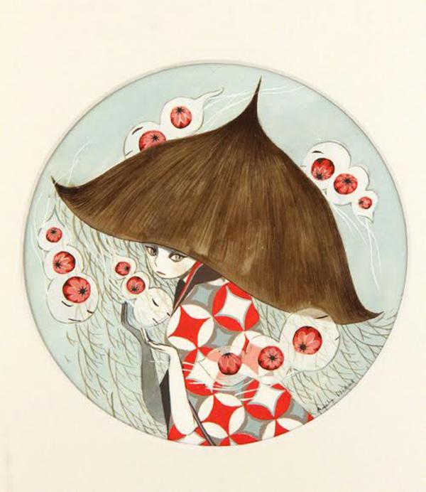 amelie flechais, fantastical flora and fauna, currant