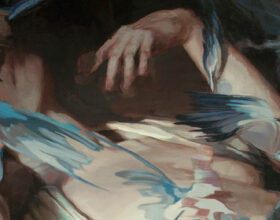 Meghan Howland - A part of the +1 Group Exhibition @ Roq La Rue