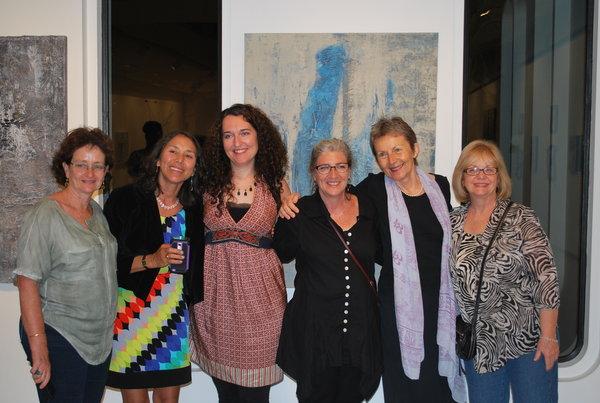 Sigrid Orlet, Susan Kurland, Peggy Pownall, Elana Kundell, Nurit Avesar, thread bare group exhibition, Janet Neuwalder, thread/bare, threadbare, brand library
