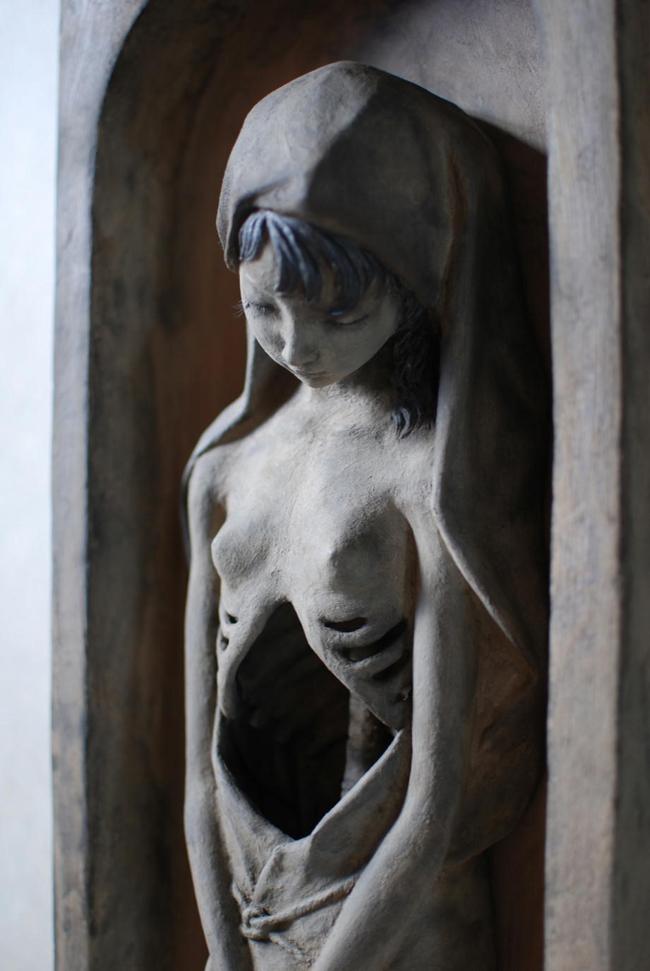 Tsutomu Kawakami - Death and Transfiguration @ Vanilla Gallery, Tokyo, Japan