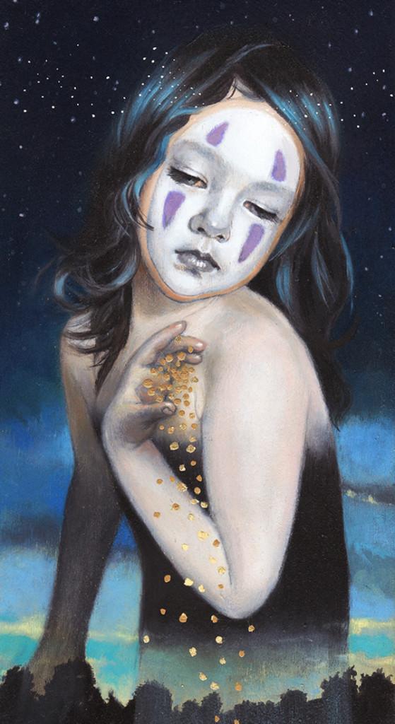 Jel Ena The Generosity of No Face 2014