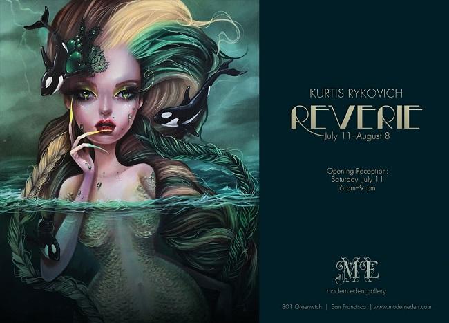 Kurtis_Rykovich_'Reverie_Modern Eden Gallery_beautifulbizarre_001