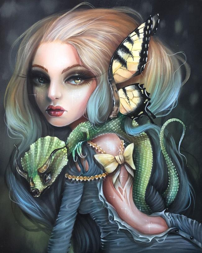 Kurtis_Rykovich_'Reverie_Modern Eden Gallery_beautifulbizarre_003