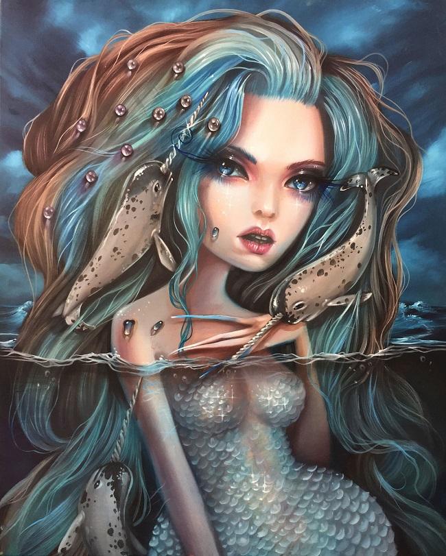 Kurtis_Rykovich_'Reverie_Modern Eden Gallery_beautifulbizarre_005