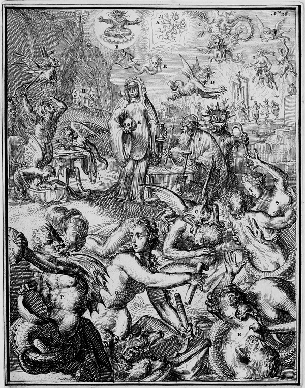 Romeyn de Hooghe Heiroglyph