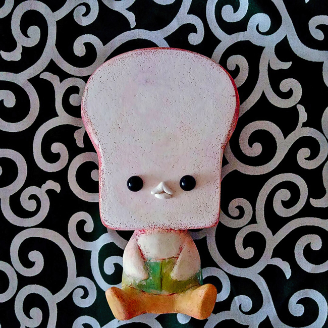 By Loutka - A part of Toast-Chan Custom Show @ Alice and Beanstalks Gallery