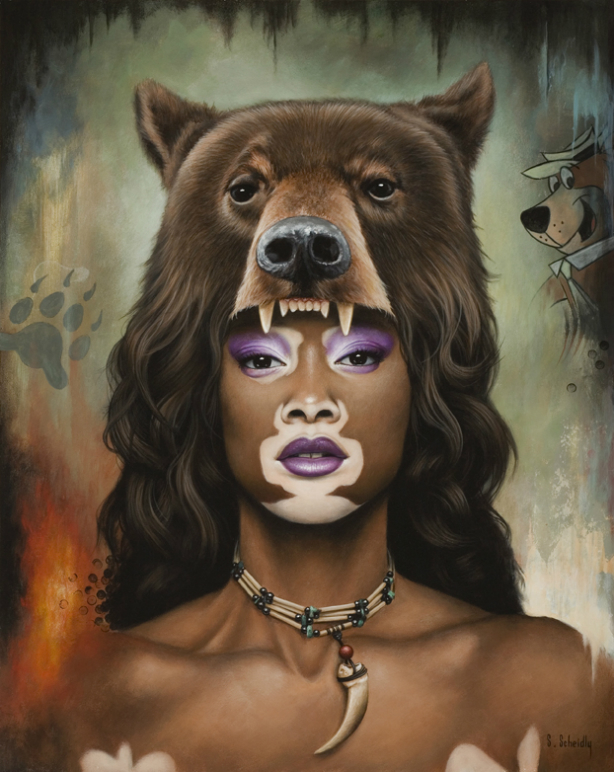"""""""Chantelle Young Brown"""" by Scott Scheidly"""