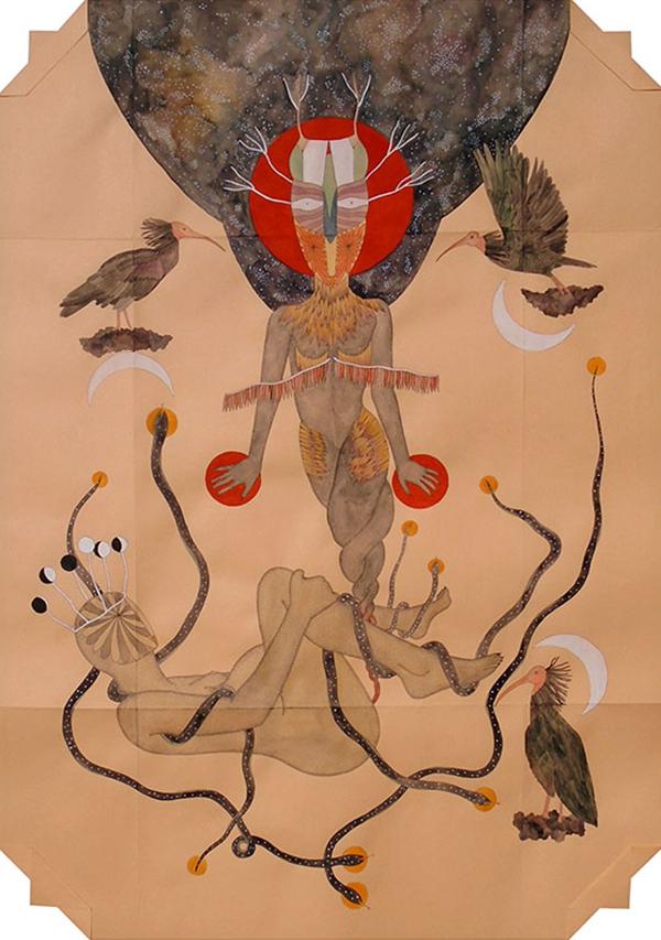 Rithika Merchant Painting 005