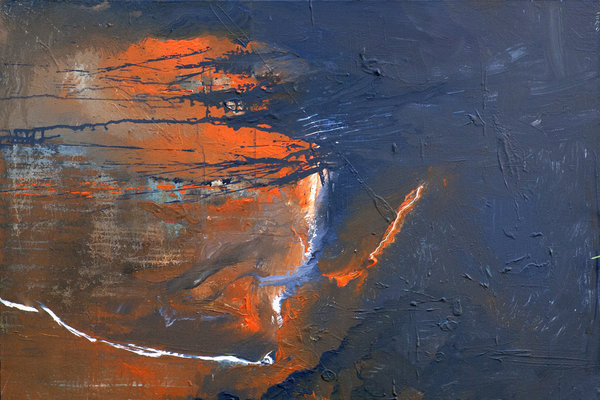 patrick fisher, abstract painting, camarillo art, abstract expressionism