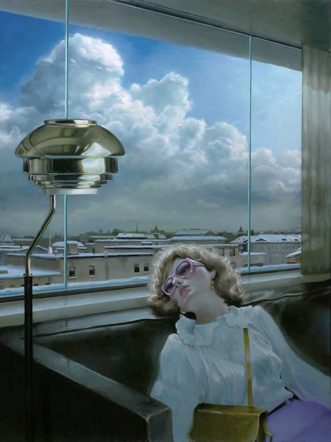 Jonathan Viner - 'Lush Life: Reverie' @ Roq La Rue