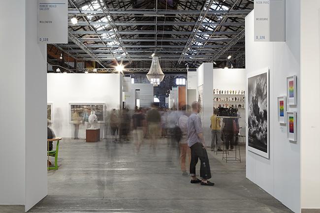 Sydney Contemporary Art Fair, Carriageworks
