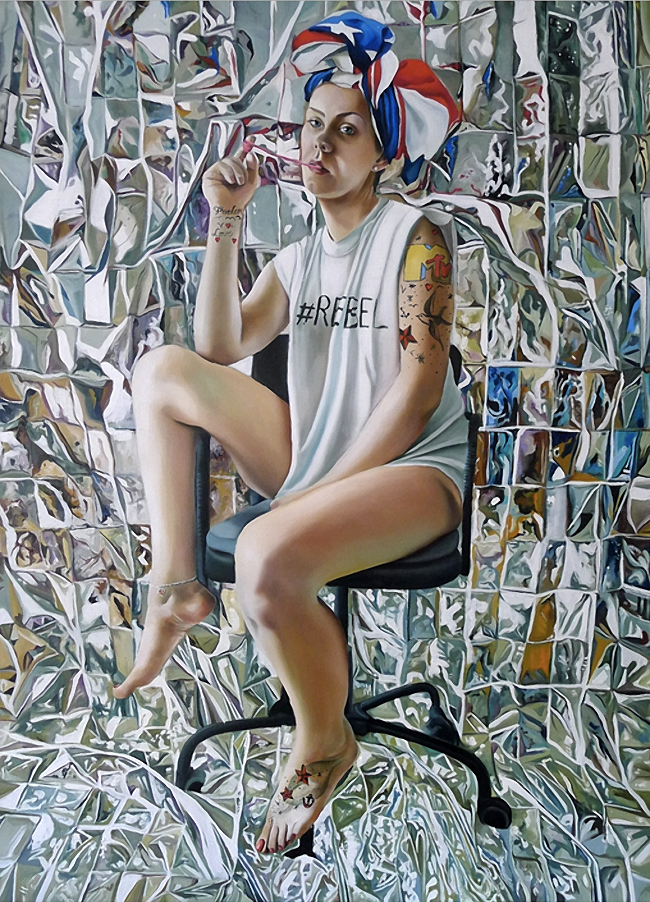 Justyna Kisielewicz @ Friends of Leon - via beautiful.bizarre