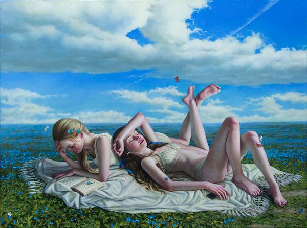 Jana Brike Painting 010