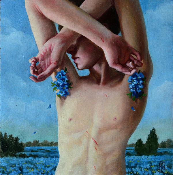 Jana Brike Painting 002