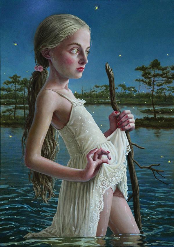 Jana Brike Painting 007