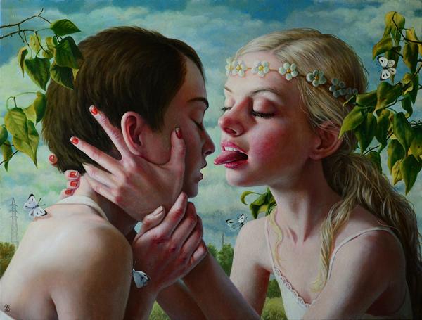 Jana Brike Painting 001