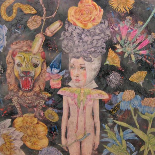 Lori Field Painting