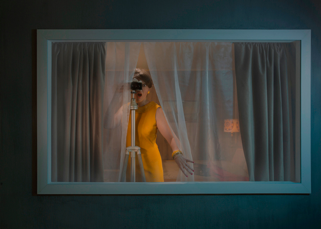 'Penumbra Motel' (Peeping Tom) by Ole Marius Joergensen - An interview with beautiful.bizarre