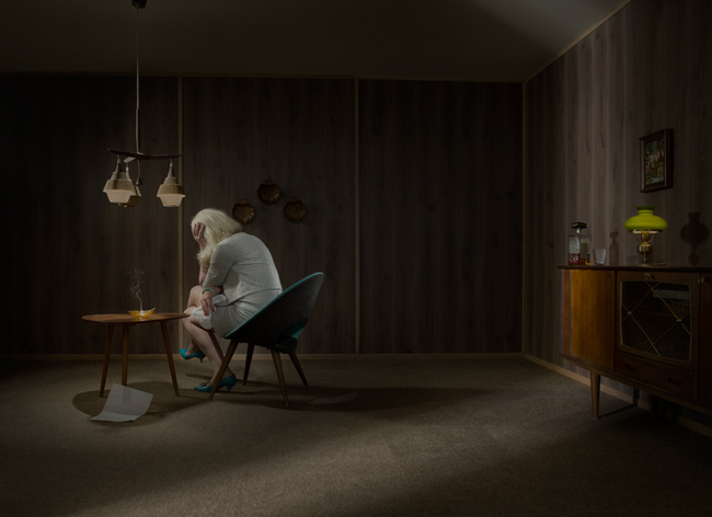 'The Letter' by Ole Marius Joergensen - An interview with beautiful.bizarre