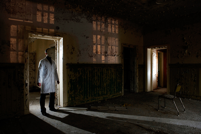 B-31 Ward by Ole Marius Jorgensen - An interview with beautiful.bizarre