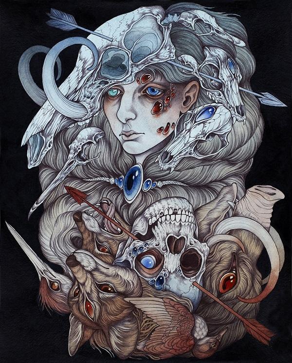 Hackett_ Arch Enemy Arts_beautifulbizarre_008
