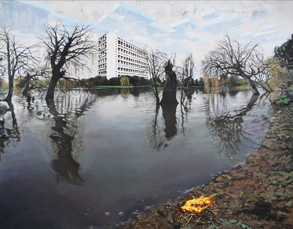 """""""The Drowned World"""" by Nick Potter"""