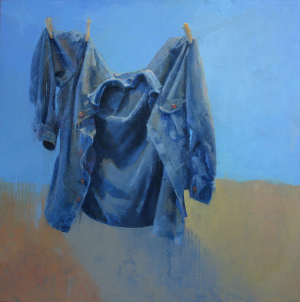 """""""Blue Ghost"""" by Kevin Stewart-Magee"""