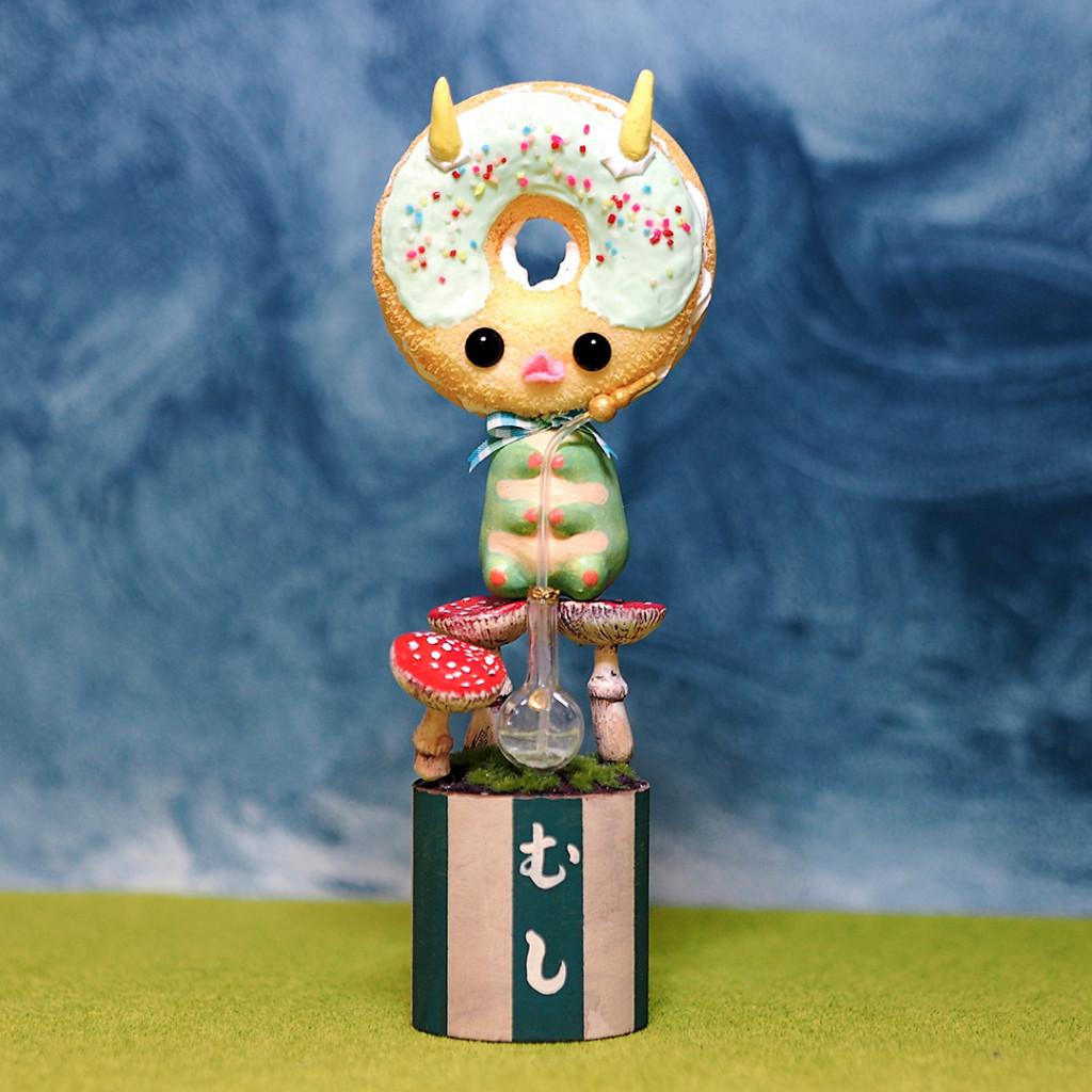 Eimi Takano - Skulls and Sweets @ Stranger Factory - via @ beautiful.bizarre