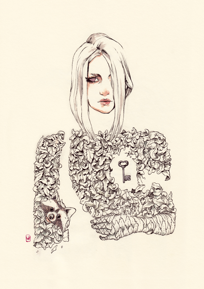 saucy_female_figures_of_chuma_hill_beautifulbizarre3