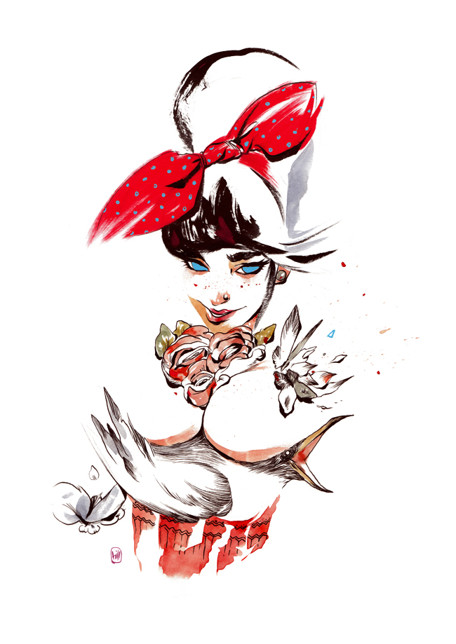 saucy_female_figures_of_chuma_hill_beautifulbizarre5