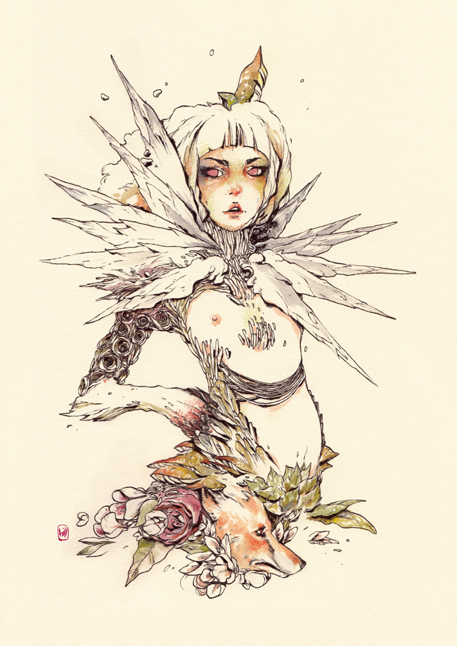saucy_female_figures_of_chuma_hill_beautifulbizarre6