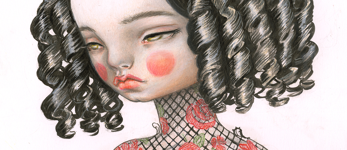 'Permanence' Group Show + Gustavo Rimada 'Regal' @ Haven Gallery - via beautiful.bizarre