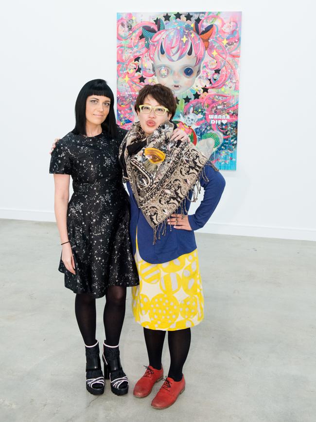 Hikari Shimoda: Recycling Humanity @ Corey Helford Gallery