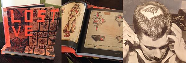 Warriors Fund, Eight of Swords, Yellow Beak Press, tattoo art