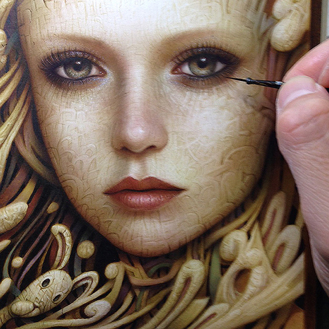 An Exclusive Interview with Naoto Hattori - via beautiful.bizarre