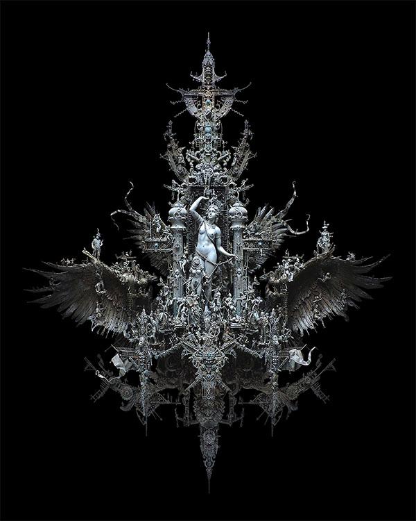 Contemporary_Surrealist_Sculpture_Kris_Kuksi_beautifulbizarre_009