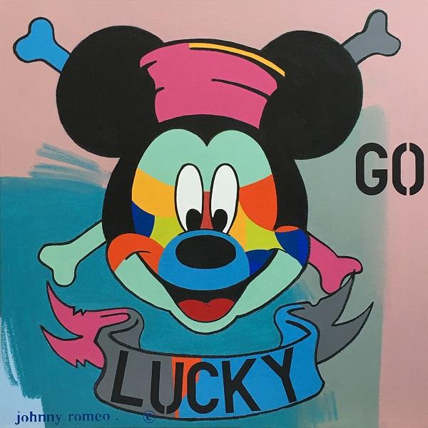 Johnny Romeo_ Happy Go Lucky_beautifulbizarre11