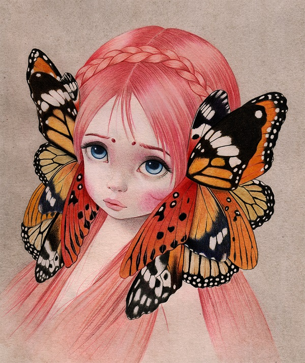 Spring of the Butterfly_Raul Guerra_beautifulbizarre_01