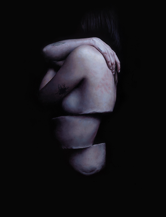 Jeremy Geddes surreal art