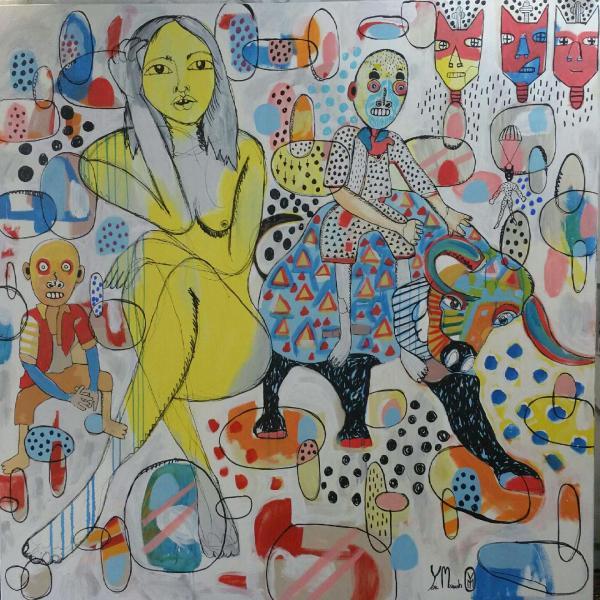 yosi-messiah-halo-183-x-183-mixed-media-on-canvas_beautifulbizarre_12