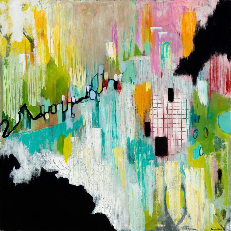 Kacy_Latham's abstract painting